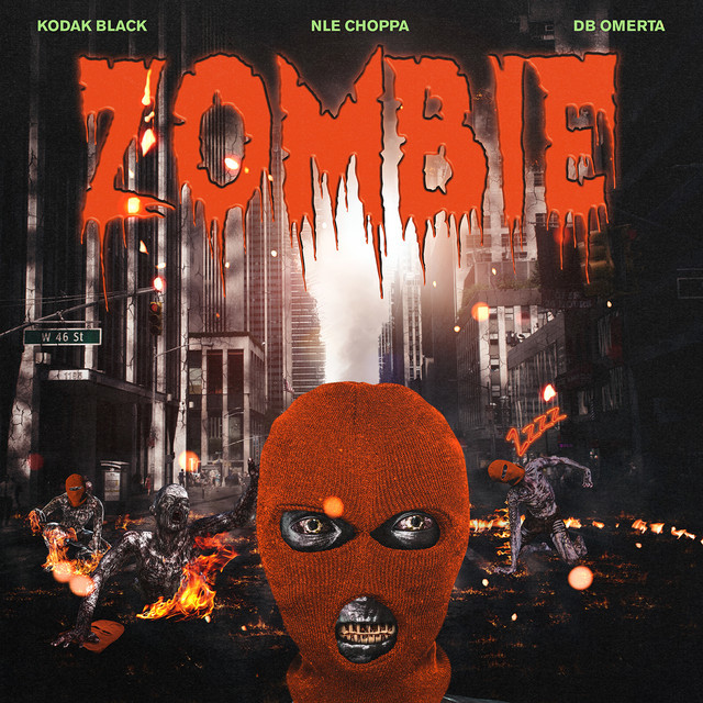 Kodak Black – Zombie Instrumental Mp3 Download
