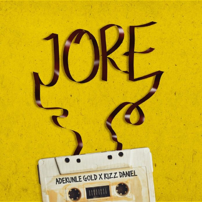 Kizz Daniel ft. Adekunle Gold – Jore Instrumental Mp3 Download