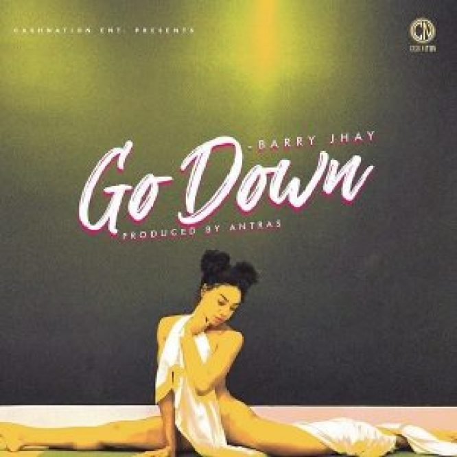 Barry Jhay – Go Down Instrumental Mp3 Download
