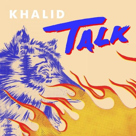 Khalid – Talk (Instrumental)