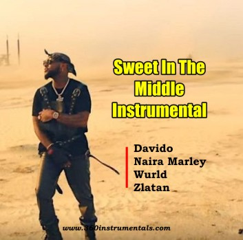 Davido - Sweet In The Middle Instrumental Mp3 Download