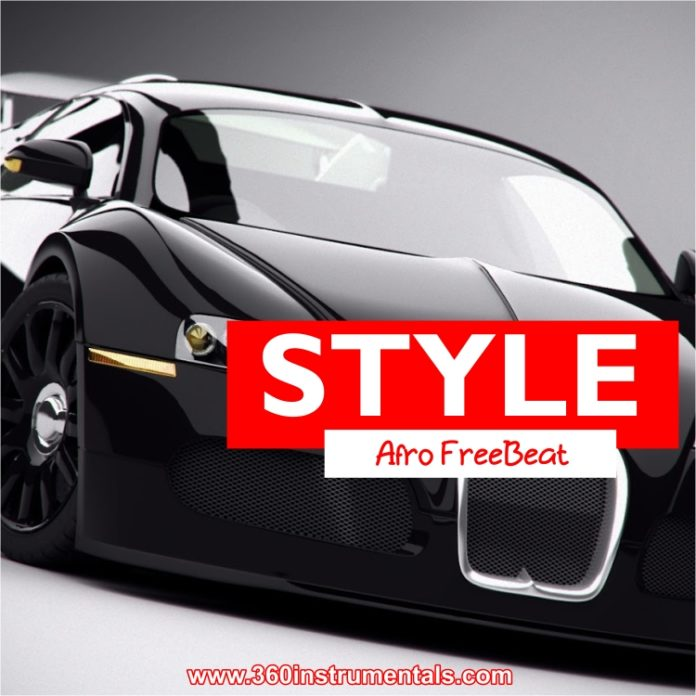 Style - Afro Free Beat Mp3 Download