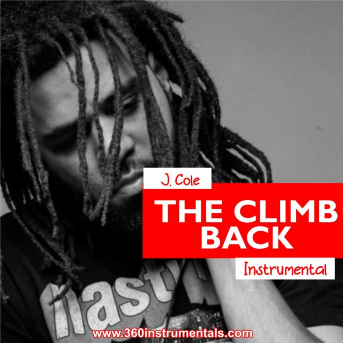 J. Cole - The Climb Back Instrumental