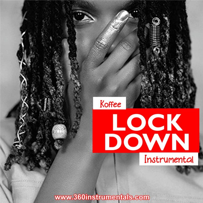 Koffee - Lockdown Instrumental