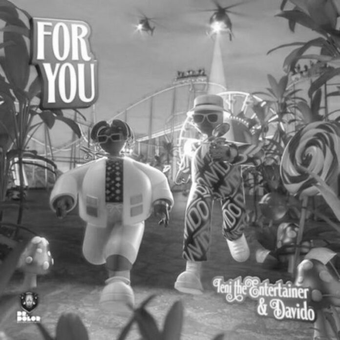 Teni ft. - For You Instrumental Download MP3